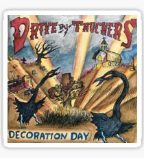 DRIVE BY TRUCKERS ALBUMS 7 Sticker