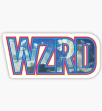 Kid Cudi WZRD Sticker