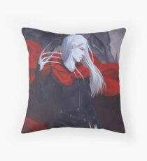 Manon Blackbeak Throw Pillow