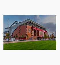 Anfield - The New Main Stand Photographic Print