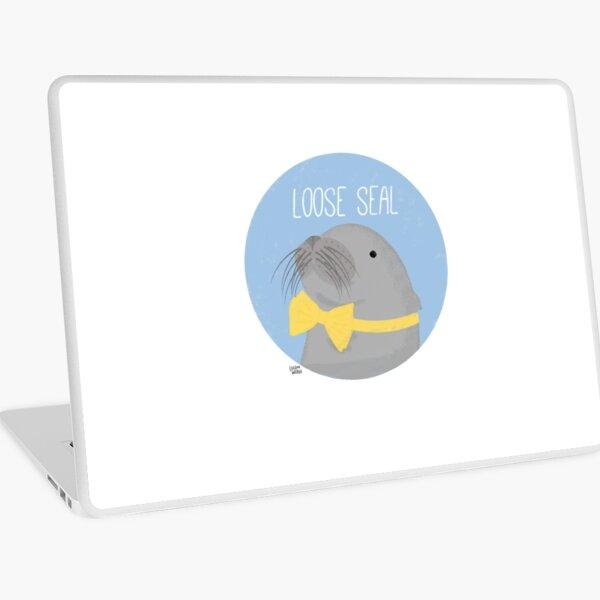Loose Seal Laptop Skin