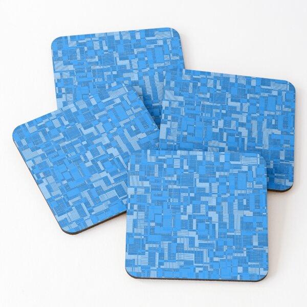 Zabuna Coasters (Set of 4)