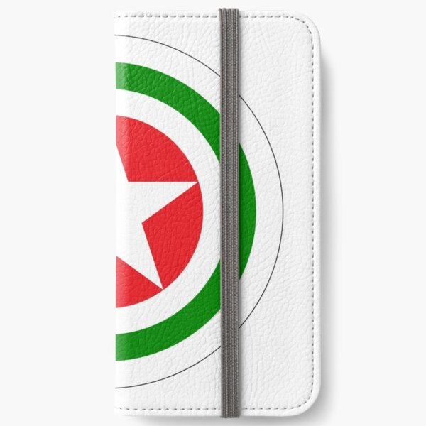 Abkhazian Air Force - Roundel iPhone Wallet