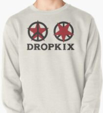 Dropkix band logo - Space Dandy Pullover