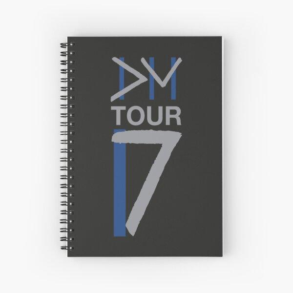 DM : Tour 2017 Spiral Notebook
