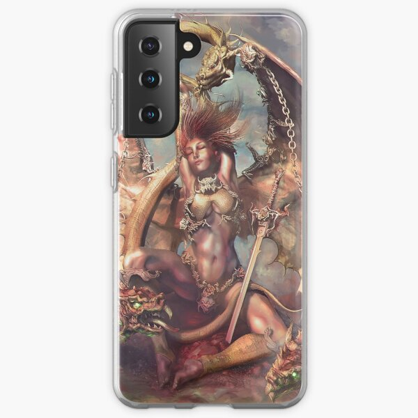 The Dragon Valkyrie Samsung Galaxy Soft Case