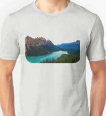 Rocky Mountains Unisex T-Shirt