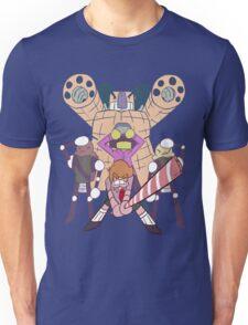ANGRY ICE CREAM DEATH SQUAD 9000 Unisex T-Shirt