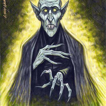 Immortal Vampire  by larryweber