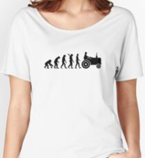 Evolution Tractor Women's Relaxed Fit T-Shirt
