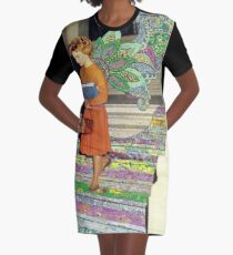 Acadelia Graphic T-Shirt Dress