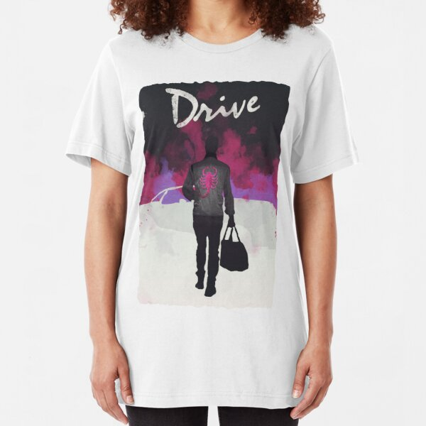 Drive Slim Fit T-Shirt