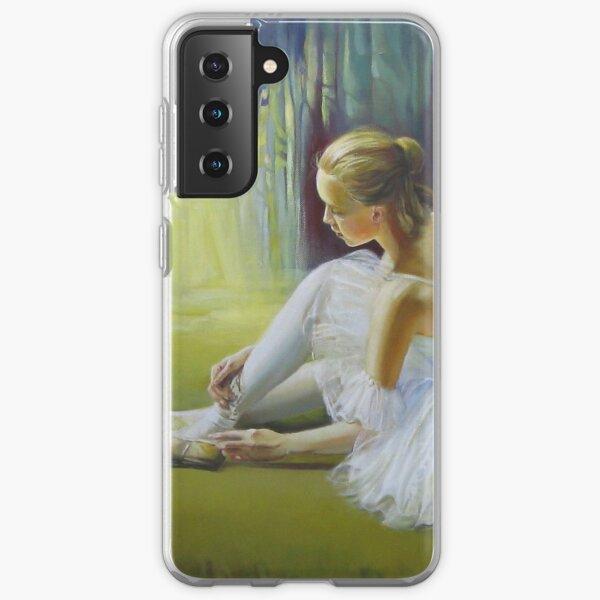Ballerina Samsung Galaxy Soft Case