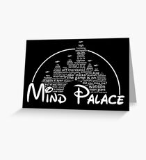 Mind Palace Greeting Card