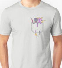 Pocket Spyro And Cynder T-Shirt