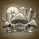 The Outlaws by Dragan Radujko