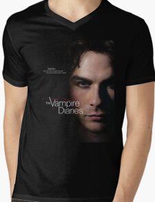 The Vampire Diaries Damon Quotes Mens V-Neck T-Shirt
