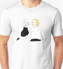 Mulholland Drive Drawing Unisex T-Shirt