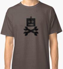 Robot-Pirates!  Classic T-Shirt