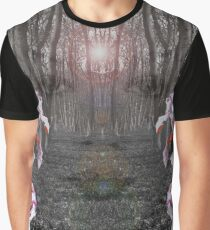 Hallucination Graphic T-Shirt