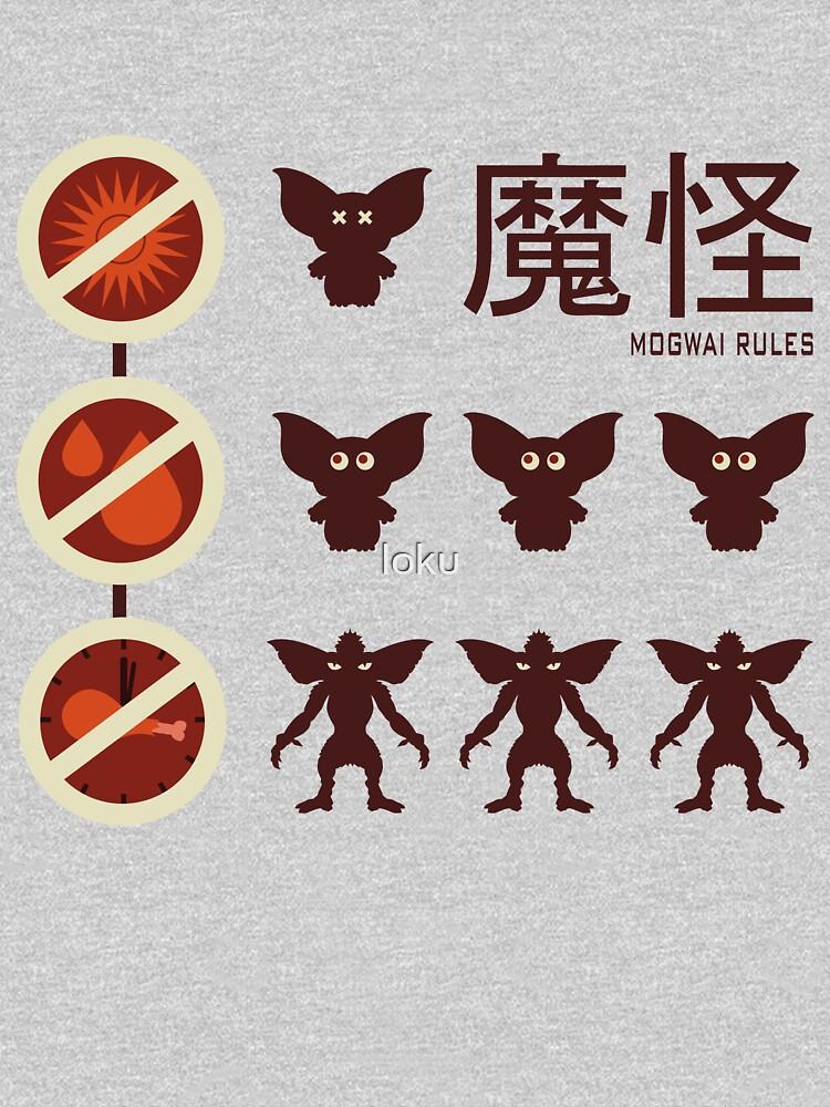 Gizmo Rules 2.0! | Unisex T-Shirt