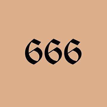 666 by ItsRawDog