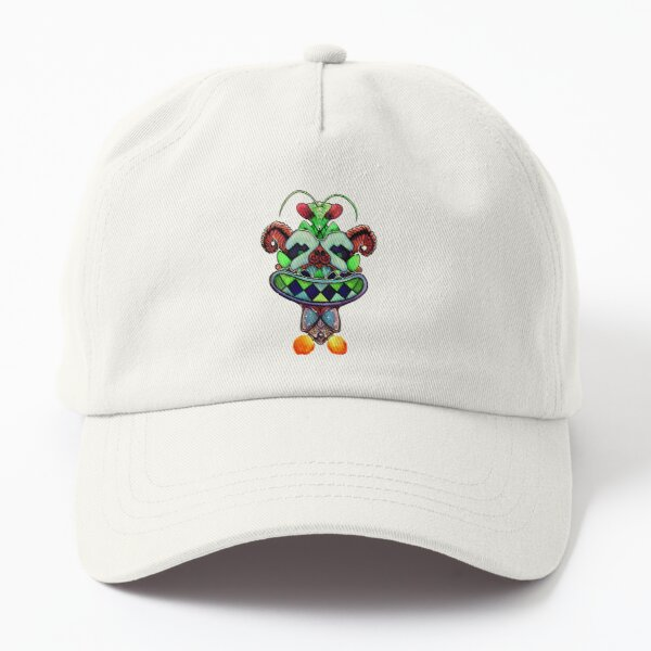 Phil the Mantis and his Magical Spaceship Dad Hat
