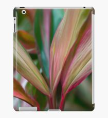 Maui Variegated Red Ti iPad Case/Skin