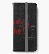 Spike - Bloody Halloween Wishes iPhone Wallet/Case/Skin