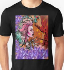 Winged Hearts Unisex T-Shirt