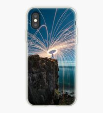 The last spin iPhone Case