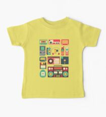 RETRO TECHNOLOGY 1.0 Kids Clothes