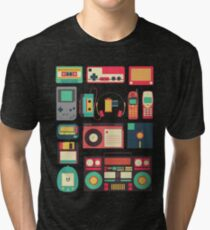 RETRO TECHNOLOGY 1.0 Tri-blend T-Shirt
