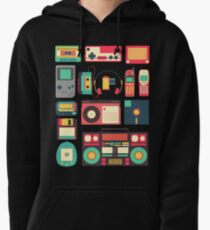 RETRO TECHNOLOGY 1.0 Pullover Hoodie