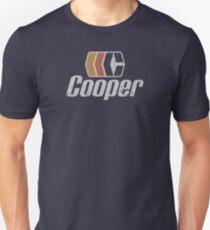 ed22ae7c1b6 Cooper logo Unisex T-Shirt