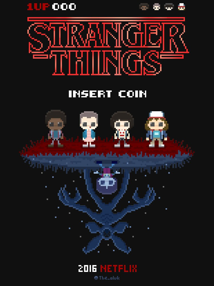 16-bit Stranger Things | Unisex T-Shirt