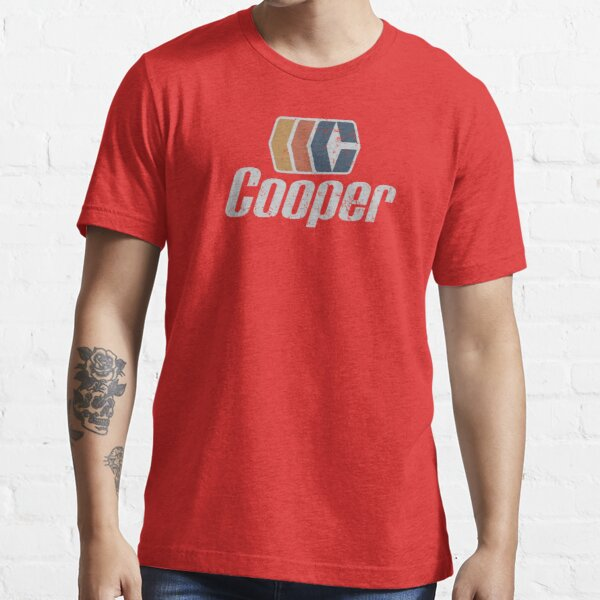 Cooper logo 2 (for non-blue shirts) Essential T-Shirt