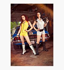 Charlie's Angels Photographic Print