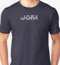 Jofa logo (white) Unisex T-Shirt