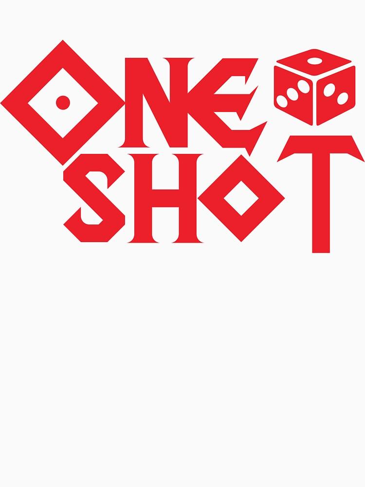 ONE SHOT by oneshotpodcast