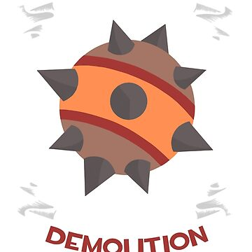 Degroot Demolition 2 (RED) by Plasmatonic