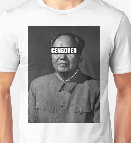 Censor Leaders - Mao Zedong Unisex T-Shirt