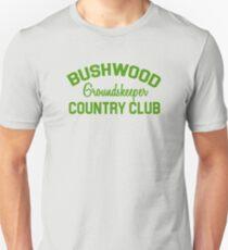 Bushwood Groundskeeper - Caddyshack  T-Shirt