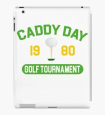 Caddy Day Golf Tournament - Caddyshack iPad Case/Skin