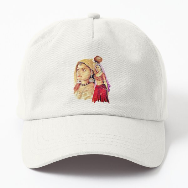 INDIAN LADY WITH WATER  Dad Hat