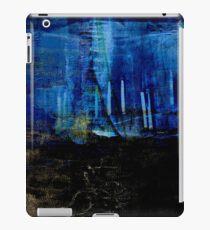 BLUE FENCE iPad Case/Skin
