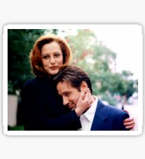 The X Files - #20 Sticker