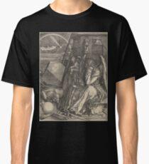Albrecht Dürer or Durer Melencolia I Classic T-Shirt
