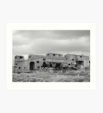 Rilance, Wyoming Tripple 1910 Coal Mine If you like, purchase, try a cell phone cover thanks! Art Print