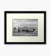 Rilance, Wyoming Tripple 1910 Coal Mine If you like, purchase, try a cell phone cover thanks! Framed Print